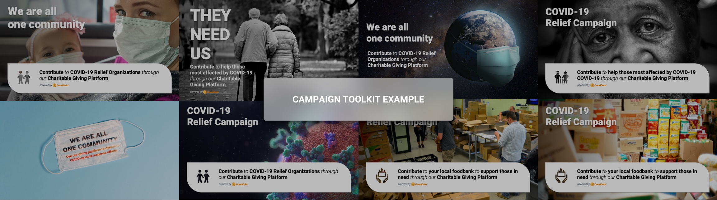 Campaign toolkit example